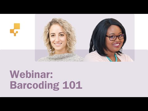 Webinar: Barcoding 101