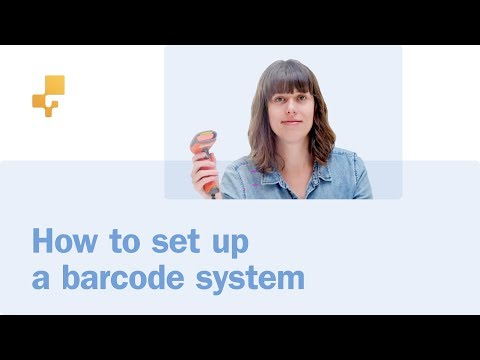 How to set up a barcode system | inFlow Inventory software