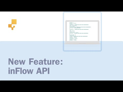 New Feature: inFlow API