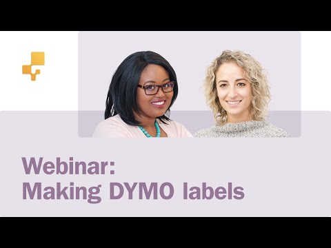 inFlow Webinar: Labelling and Printing with DYMO